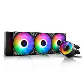 Fan DEEPCOOL Castle 360 RGB V2 (Tản nhiệt nước)