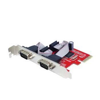 CARD PCI 1X->COM 9 Unitek Y7504