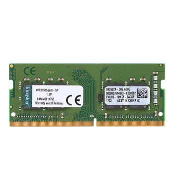8GB DDRAM 4 Notebook KINGSTON (2400)