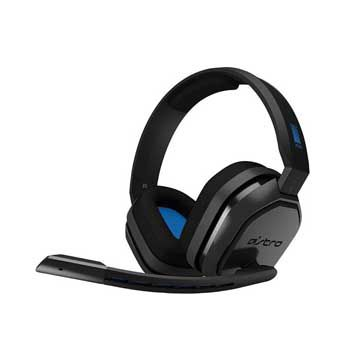 HEADPHONE LOGITECH A10 (co mic)