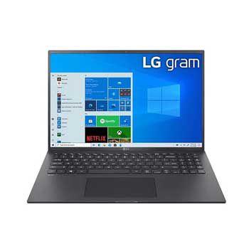 LG Gram 16Z90P-G.AH75A5 (Obsidian Black)
