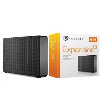 4Tb SEAGATE- Expansion desktop drive