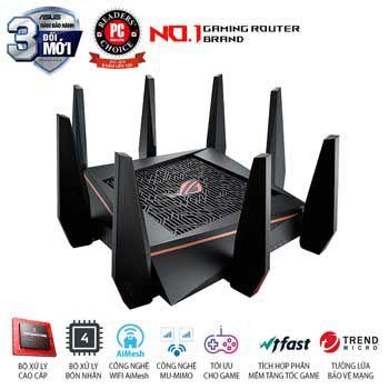 Thiết bị phát Wifi ASUS GT-AC5300