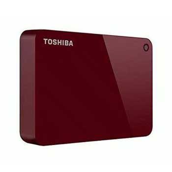4TB Toshiba Canvio Advance