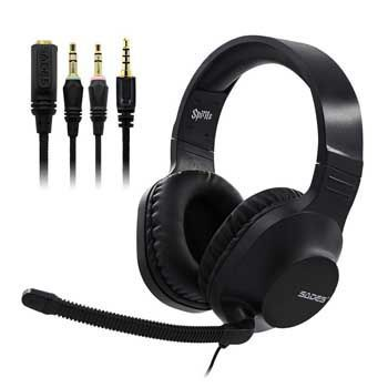 HEADPHONE SADES SPIRITS - SA 721 (PC HEADSET )