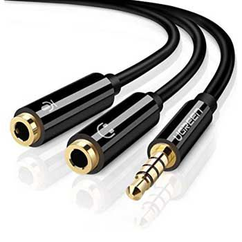Cable Audio 1 ra 2 Ugreen 30620