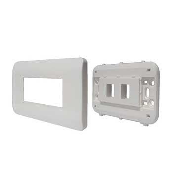 Mặt nạ mạng 2 Port US Style Desinger DINTEK CurvaPlate 1303-11031