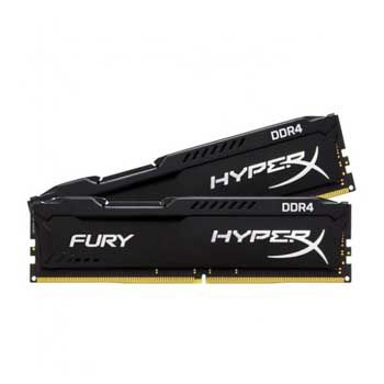 16GB DDRAM 4 3200 KINGSTON HyperX Fury (KIT)