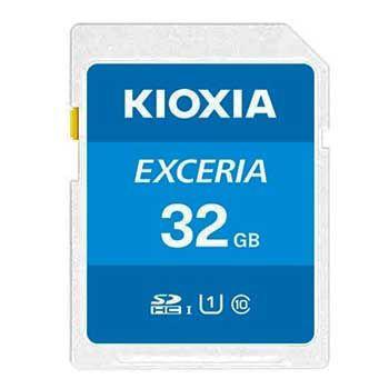SDHC 32GB Kioxia Exceria UHS-I C10-LNEX1L032GG4