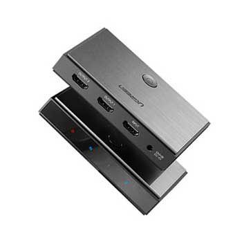 Bộ Chia HDMI 2.0 1 Vào 2 Ra Ugreen 50707 (4K60Hz)