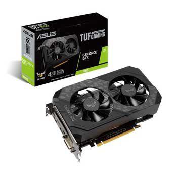 4GB ASUS TUF-GTX1650-4GD6-GAMING