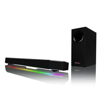 Loa CREATIVE Sound BlasterX Katana 7.1 (Bluetooth 4.2) Gaming Speaker