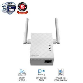 Thiết bị mở rộng sóng wifi ASUS RP-N12