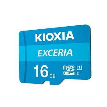 MICRO-SDHC 16GB Kioxia Exceria UHS-I C10-LMEX1L016GG4