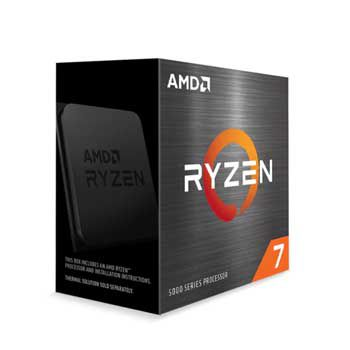AMD Ryzen R7 5800X