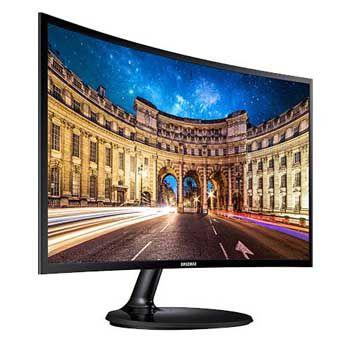 """LCD 23.6"""" SAMSUNG LC24F390FHEXXV (Màn hình cong)"""