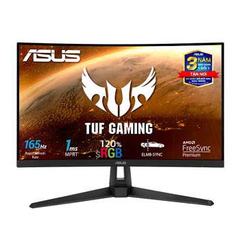 """LCD 27"""" ASUS VG27VH1B (màn hình cong)"""