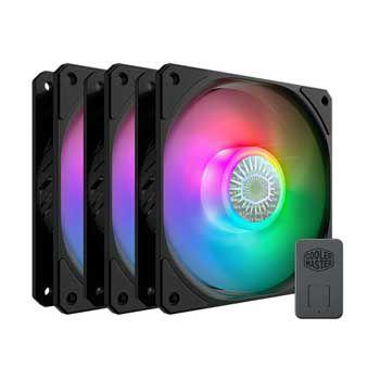 Fan Case Cooler Master SickleFlow 120 ARGB 3 in 1
