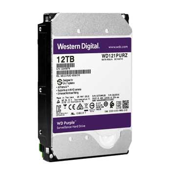 12Tb WESTERN SATA III(3) Purple - WD121PURZ