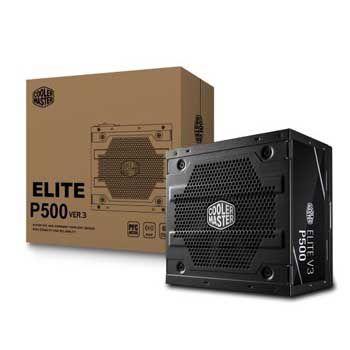 500W Cooler Master Elite V3 230V PC500 Box