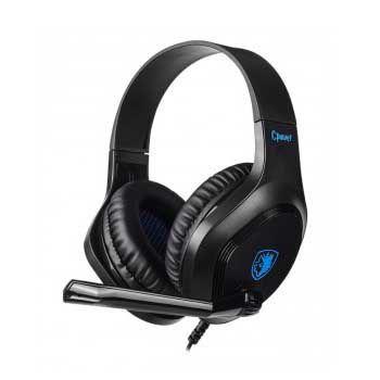 HEADPHONE SADES CPOWER - SA 716 (PC HEADSET )