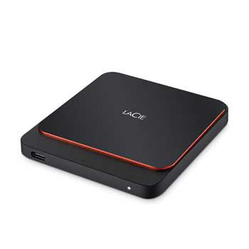2TB Lacie Portable STHK2000800 EXTERNAL