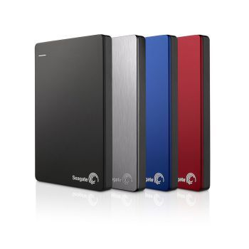2Tb SEAGATE- Backup Plus Slim