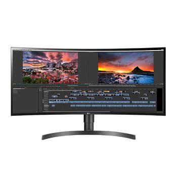 """LCD 34"""" LG 34WN80C-B.ATV (Màn hình cong)"""