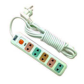 Ổ cắm điện dài 3m Mpower MP-153