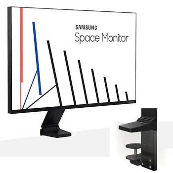 """LCD 32"""" SAMSUNG LS32R750UEEXXV ( Màn hình phẳng 4K Ultra HD)"""
