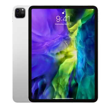 iPad Pro 2020 11 inch Wi-Fi + Cellular (MY2W2ZA/A - Silver)