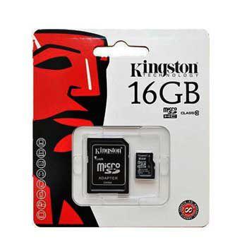 MICRO-SD 16GB KINGSTON CLASS 10