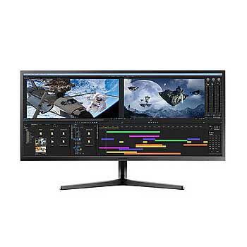 """LCD 32"""" SAMSUNG LS34J550WQEXXV"""