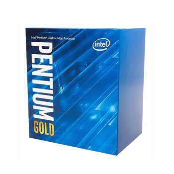 Intel Comet Lake Pentium Gold G6400 (4.0GHz) Chỉ hỗ trợ Windows 10