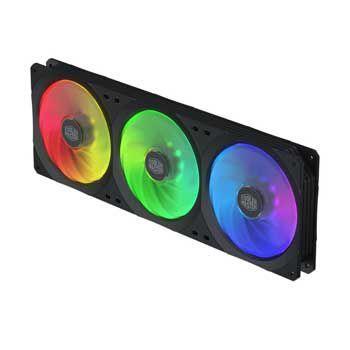 Fan Case Cooler Masterfan SF360R ARGB