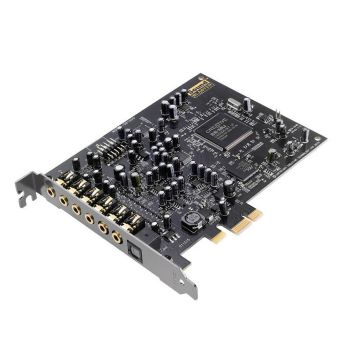 Sound card CREATIVE Blaster Audigy RX 7.1