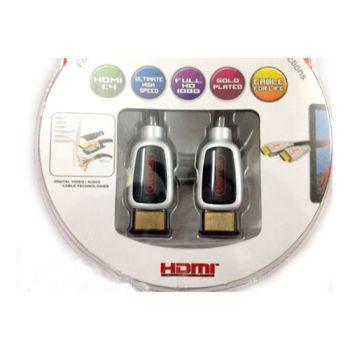CABLE HDMI UNITEK (1.8m) YC113